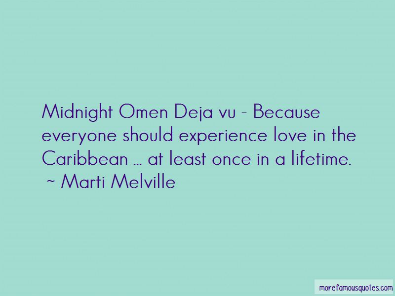 Quotes About Deja Vu And Love