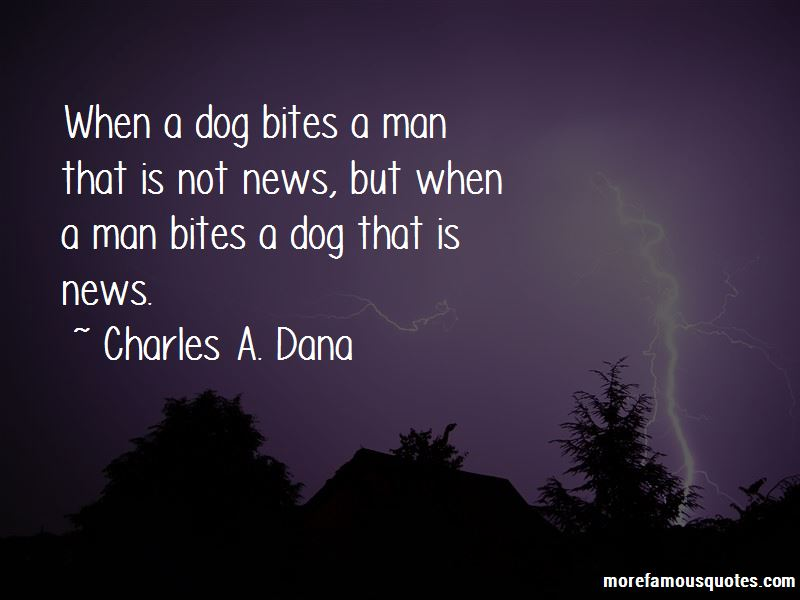 Quotes About Dog Bites