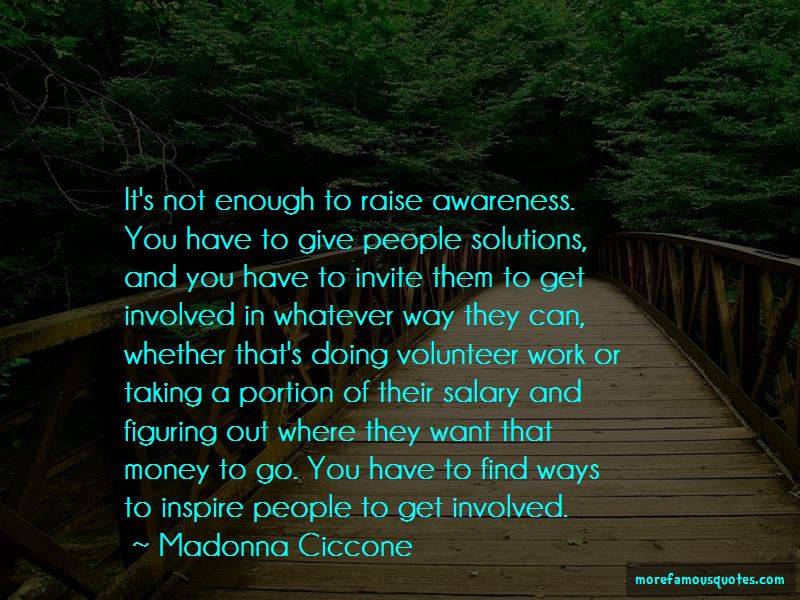 Quotes About Doing Volunteer Work