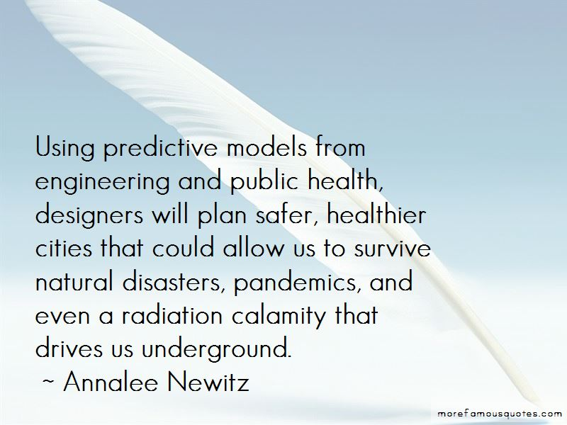 Quotes About Engineering Disasters