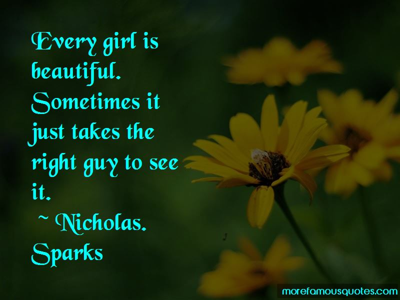 Quotes About Every Girl Is Beautiful