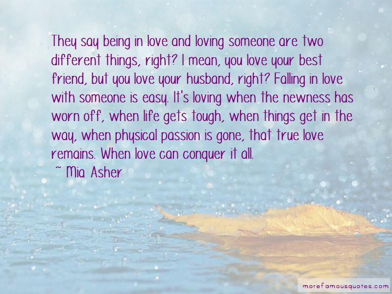 Quotes About Falling In Love With Your Husband