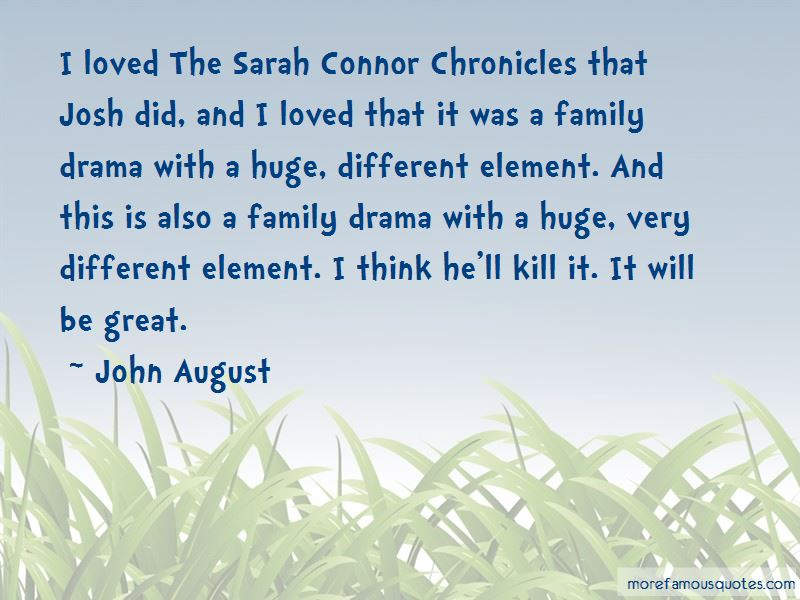 Quotes About Family Drama