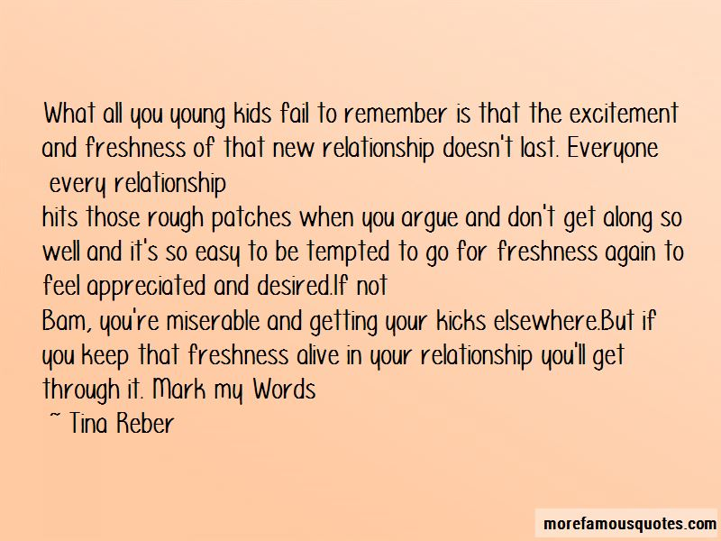Quotes About Getting Through Rough Patches