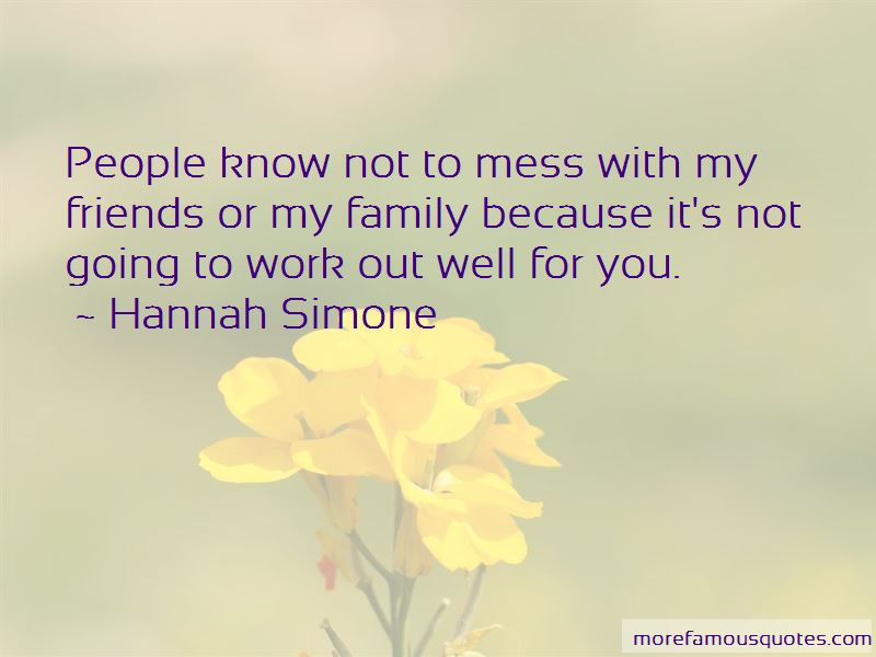 Going Out With Family Quotes Pictures 2