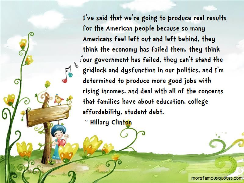 Quotes About Government Gridlock