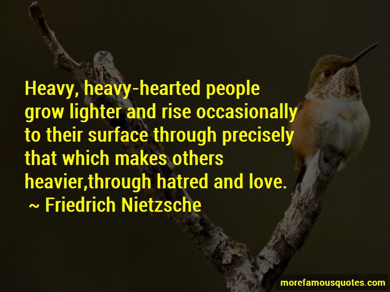 Hatred And Love Quotes Pictures 2