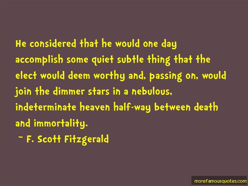 Heaven Death Quotes Pictures 4