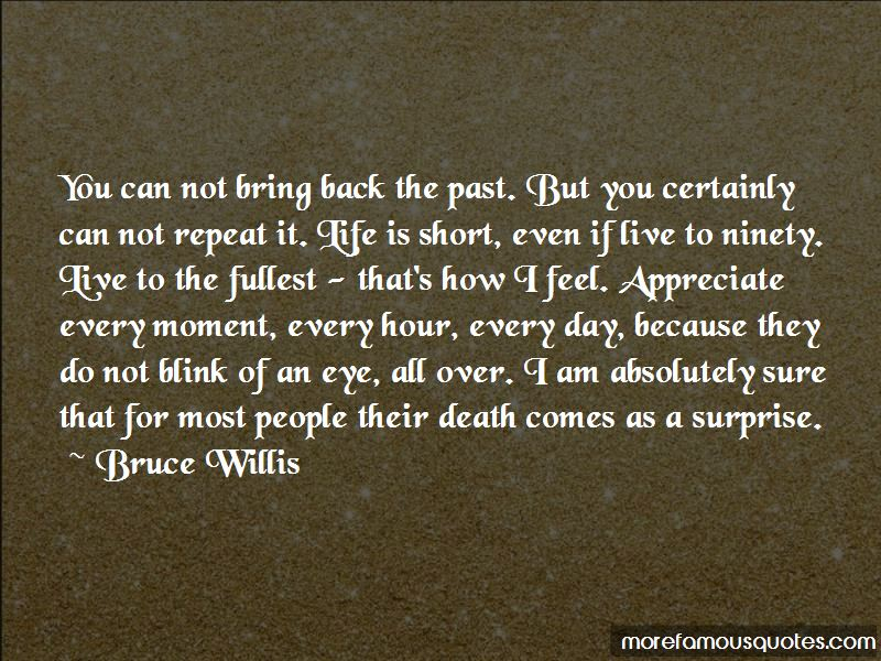 how to live life to the fullest quotes