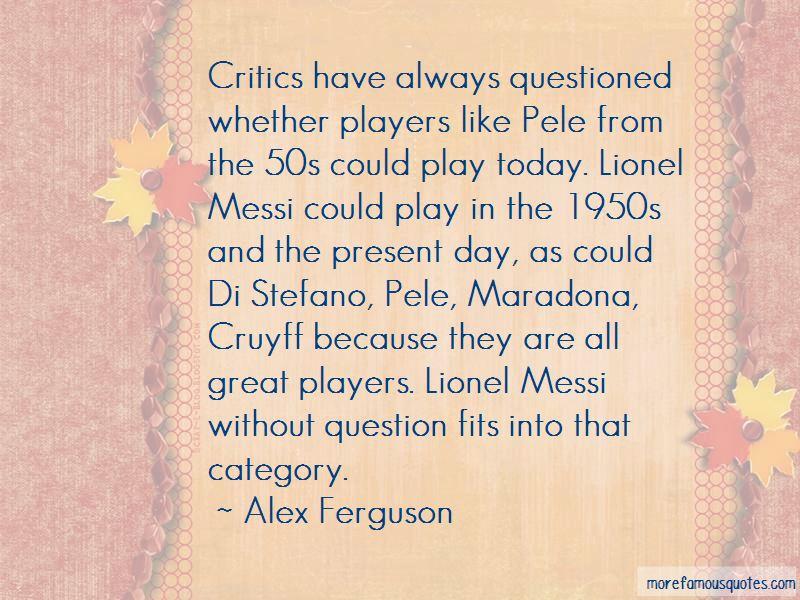 Lionel Messi Quotes Pictures 4