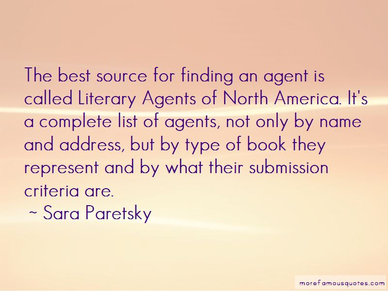 Literary Agents Quotes Pictures 2
