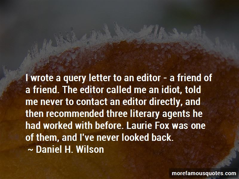 Literary Agents Quotes Pictures 3