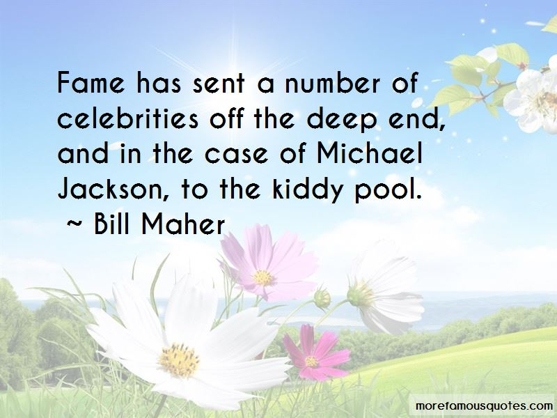Quotes About Michael Jackson By Celebrities