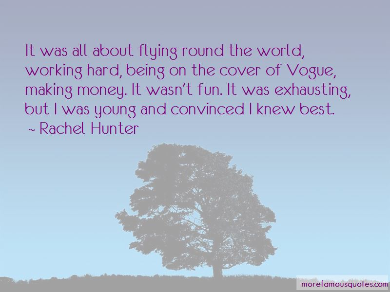 Quotes About Money Making The World Go Round