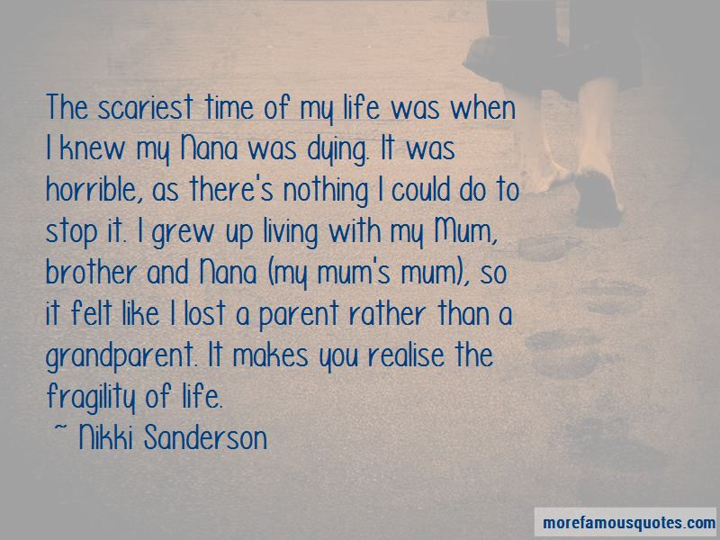 Quotes About My Nana