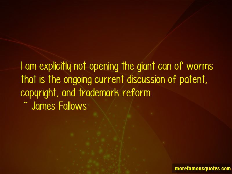 Opening A Can Of Worms Quotes Pictures 2