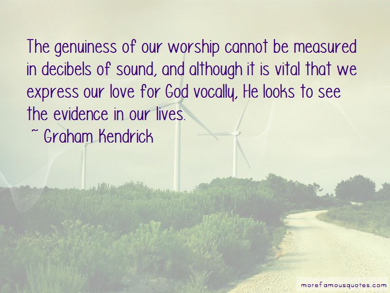 Our Love For God Quotes Pictures 3