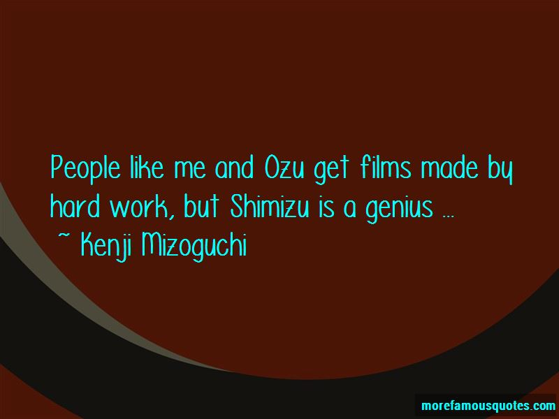 Quotes About Ozu