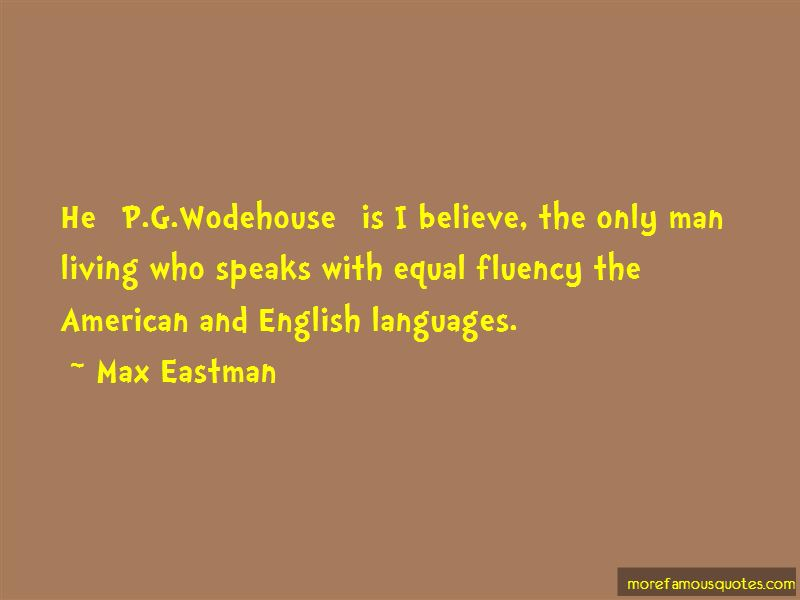 P G Wodehouse Quotes Pictures 3
