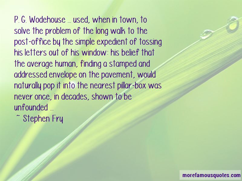 P G Wodehouse Quotes Pictures 4