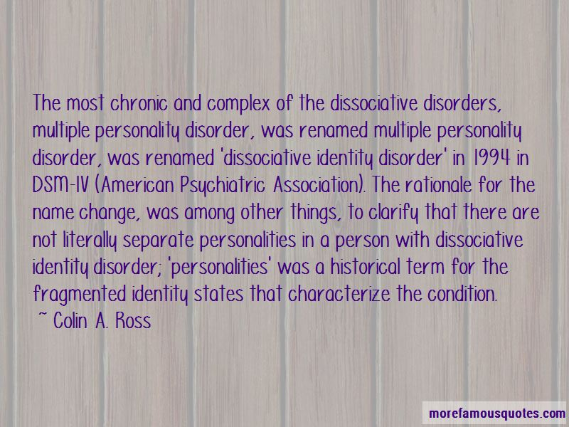 Personality Disorder Quotes Pictures 4
