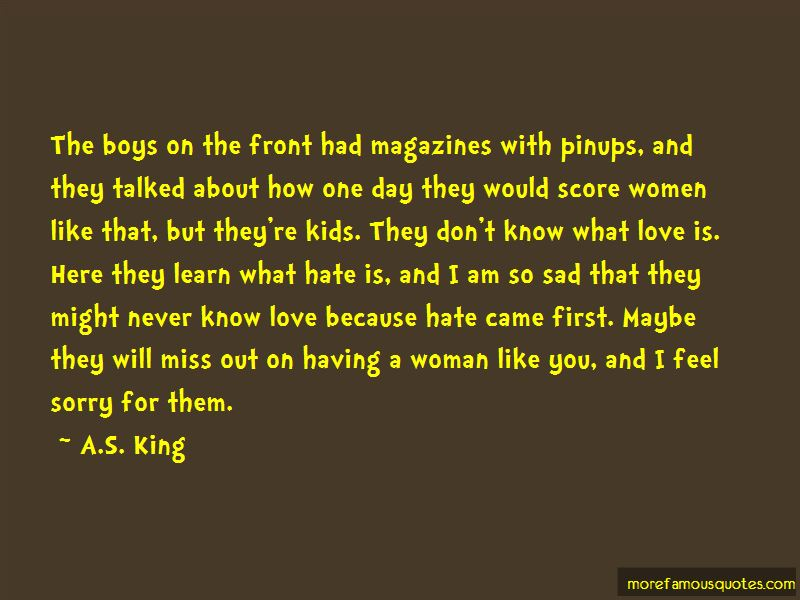 Quotes About Pinups