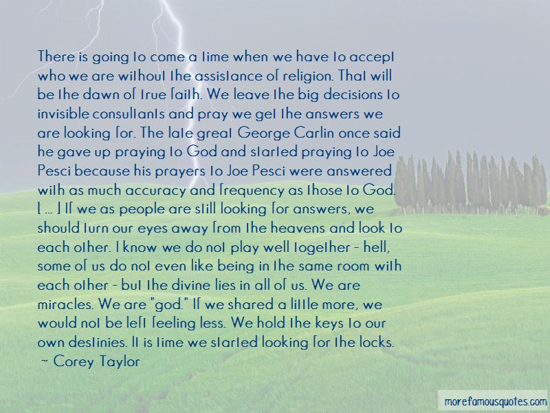Quotes About Prayers Being Answered