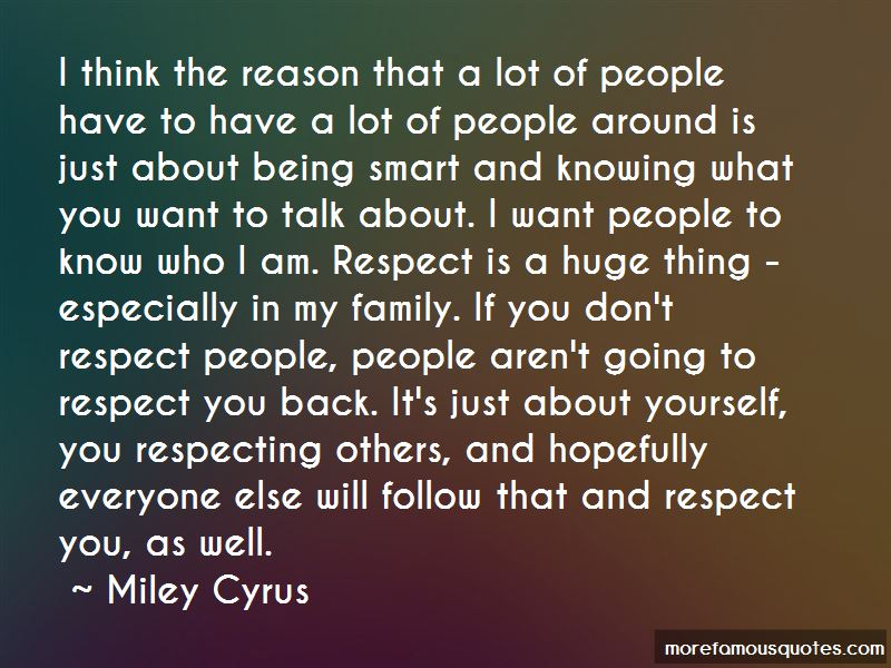 Respecting Others And Yourself Quotes Pictures 2
