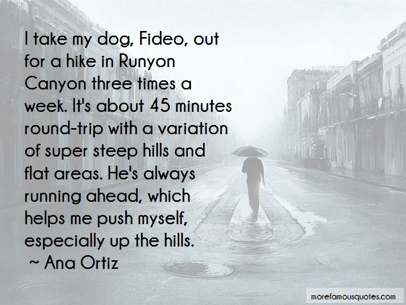 Quotes About Runyon Canyon