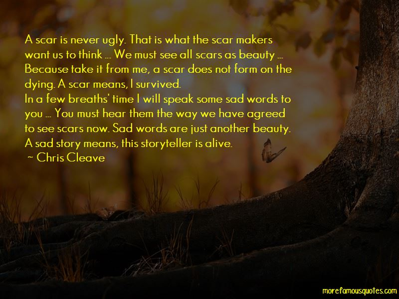 Quotes About Sad Words