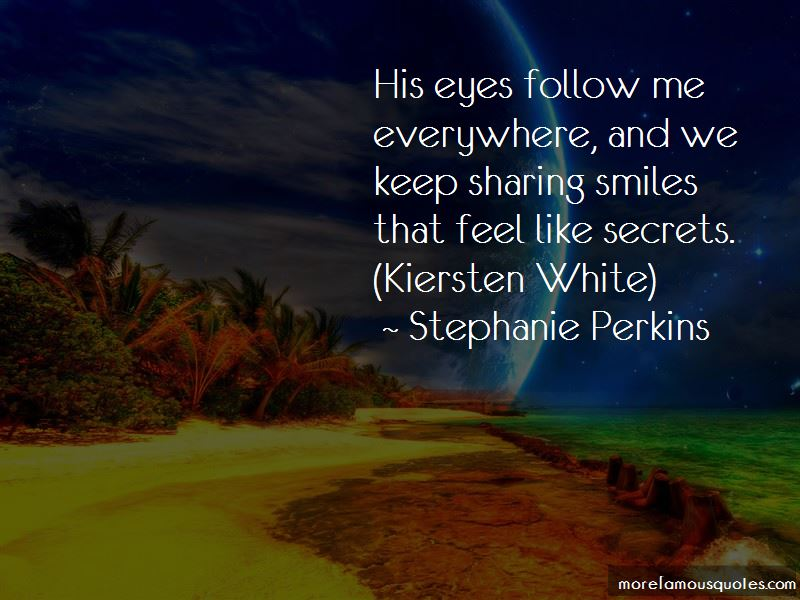 Smiles And Eyes Quotes Pictures 3