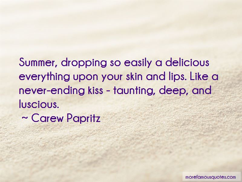 Quotes About Summer Ending: top 12 Summer Ending quotes from ...