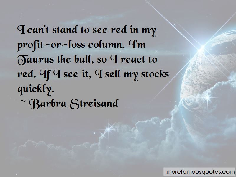 Quotes About Taurus The Bull