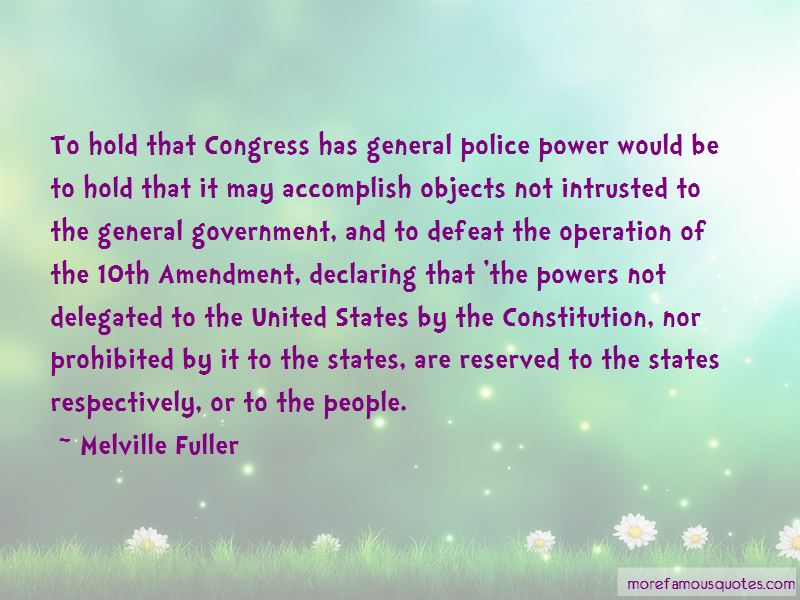 The 10th Amendment Quotes Pictures 2