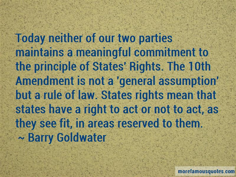 The 10th Amendment Quotes Pictures 4
