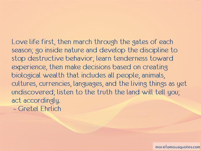 Quotes About The Destructive Nature Of Love Top 1 The Destructive