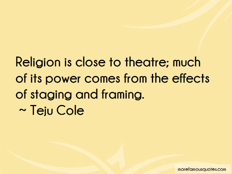 The Effects Of Religion Quotes Pictures 4