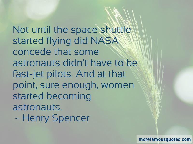 Quotes About The Flying Shuttle