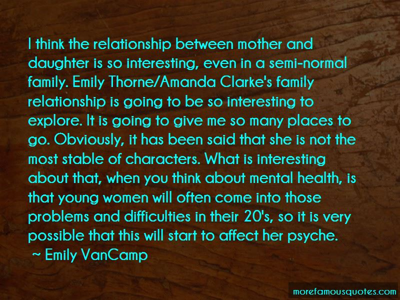 Quotes About The Relationship Between Mother And Daughter
