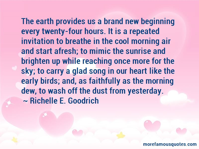 Quotes About The Sunrise