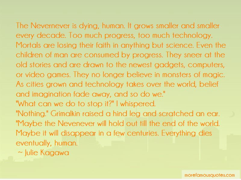 Too Much Technology Quotes Pictures 3