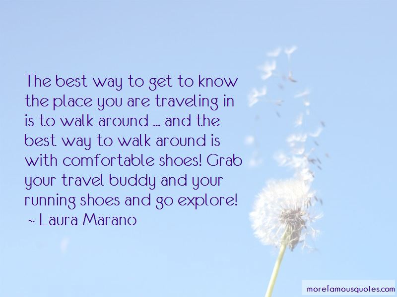 Quotes About Travel Buddy