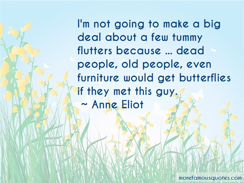 Quotes About Tummy Butterflies