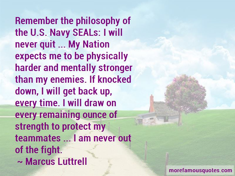Quotes About Us Navy Seals