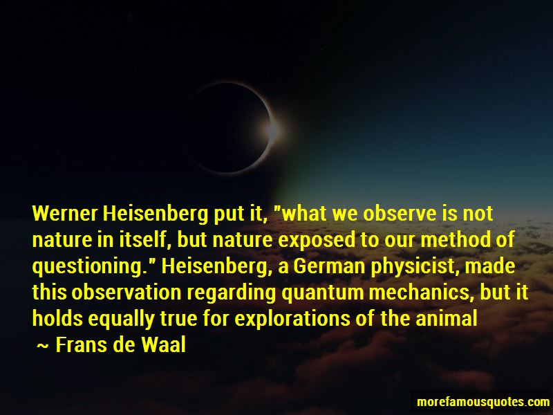 Werner Heisenberg Quotes Pictures 3
