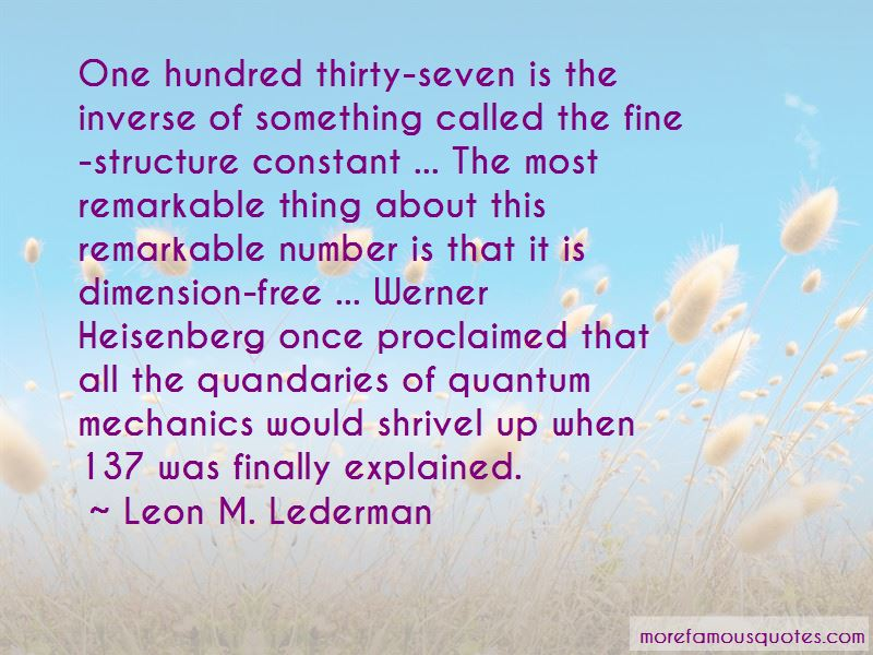 Werner Heisenberg Quotes Pictures 4