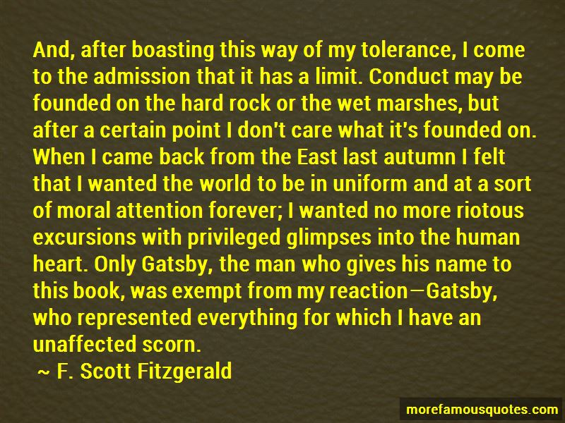 Quotes About Who Gatsby Is