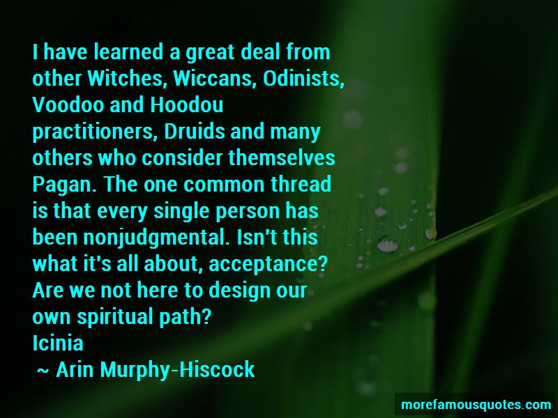 Quotes About Wiccans