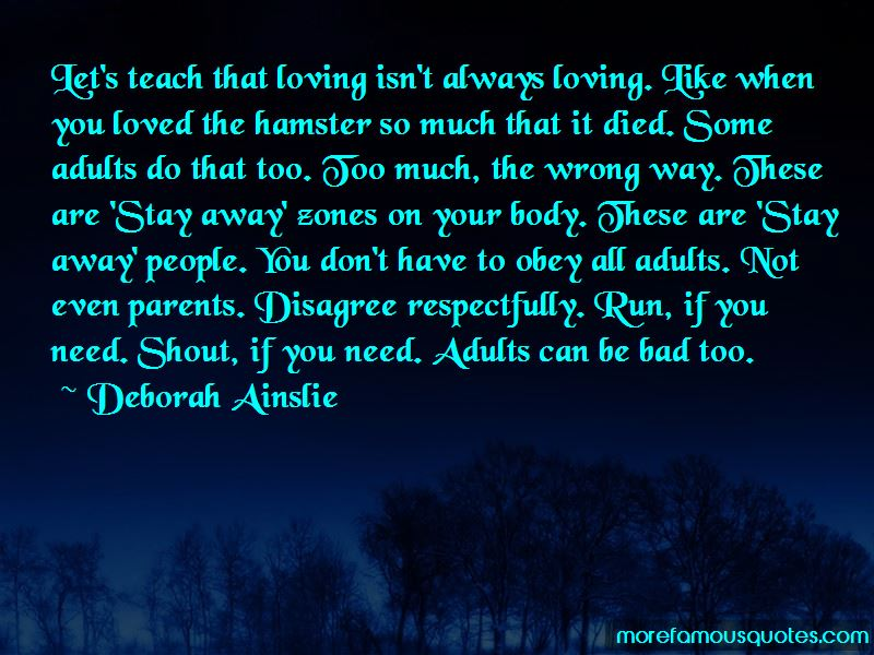 Quotes About Your Parents Not Loving You