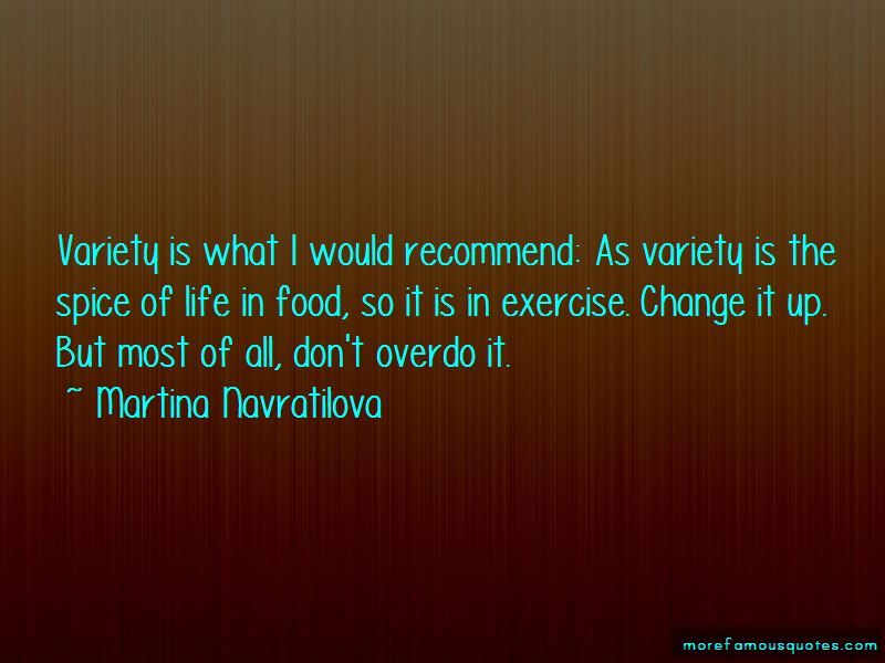Spice Food Quotes